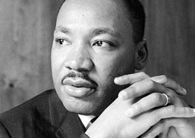 Spirituality of Martin Luther King, Jr.